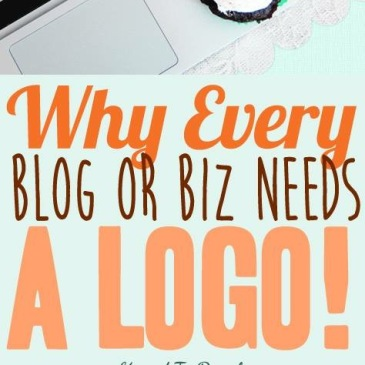 Why Every Blog or Biz Needs a Logo (and where to get an affordable one!) Click the link to find out why a logo could be the deal breaker for your blog or biz's success! Knead to Dough