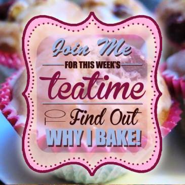 This week I take a look at why I bake and what baking means to you in my weekly baking column, Teatime!